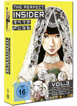 The Perfect Insider Vol. 3 - Limited Edition (inkl. Schuber)