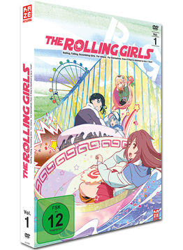 The Rolling Girls Vol. 1