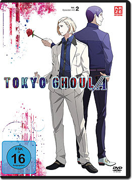 Tokyo Ghoul Root A Vol. 2
