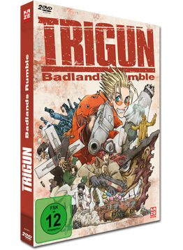 Trigun: Badlands Rumble (2 DVDs)