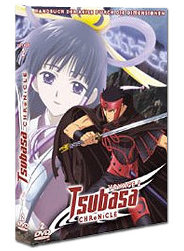 Tsubasa Chronicle Staffel 1 Vol. 2 (2 DVDs)
