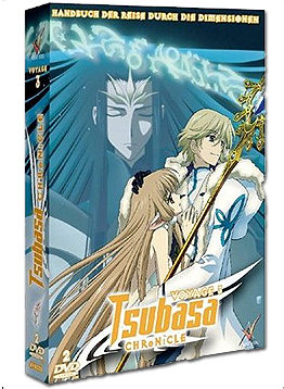 Tsubasa Chronicle Staffel 1 Vol. 3 (2 DVDs)