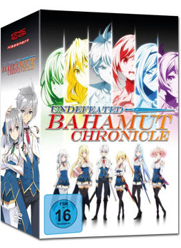 Undefeated Bahamut Chronicle Vol. 1 - Limited Edition (inkl. Schuber)