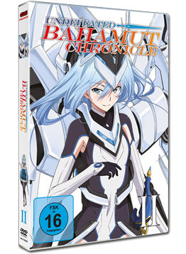 Undefeated Bahamut Chronicle Vol. 2