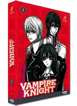 Vampire Knight Vol. 1 (2 DVDs)