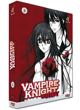 Vampire Knight Guilty Vol. 2 (2 DVDs)