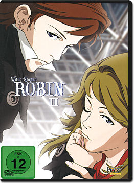 Witch Hunter Robin Vol. 2