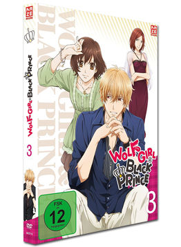 Wolf Girl & Black Prince Vol. 3