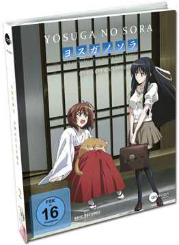 Yosuga no Sora Vol. 2 - Mediabook Edition