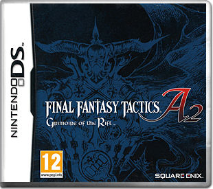 Final Fantasy Tactics A2: Grimoire of the Rift -US-