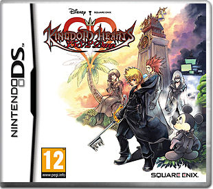 Kingdom Hearts 358/2 Days -US-