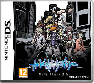 The World Ends With You -US-