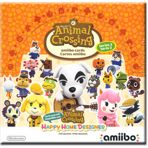 amiibo Cards: Animal Crossing - Series 2 Display