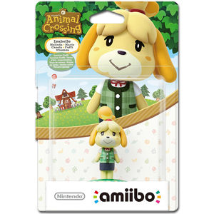 amiibo Animal Crossing: Melinda Sommer-Outfit