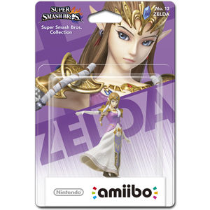 amiibo Super Smash Bros: No. 13 Zelda