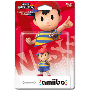 amiibo Super Smash Bros: No. 34 Ness