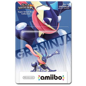 amiibo Super Smash Bros: No. 36 Quajutsu