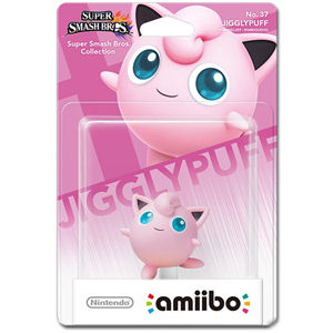 amiibo Super Smash Bros: No. 37 Pummeluff