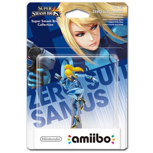 amiibo Super Smash Bros: No. 40 Samus Zero