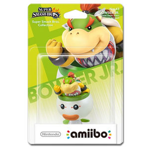 amiibo Super Smash Bros: No. 43 Bowser Jr.