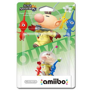 amiibo Super Smash Bros: No. 44 Olimar