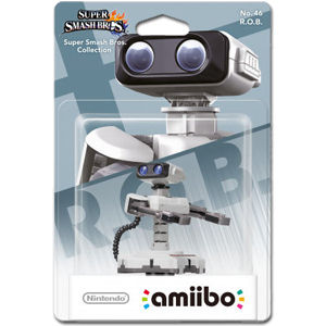 amiibo Super Smash Bros: No. 46 R.O.B.