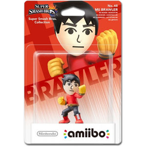 amiibo Super Smash Bros: No. 48 Mii-Boxer