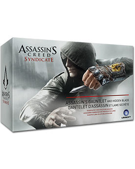 Assassin's Creed: Syndicate - Assassin's Gauntlet with Hidden Blade