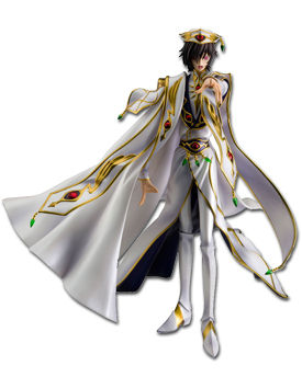 Code Geass: Lelouch of the Rebellion R2 - Lelouch Lamperouge