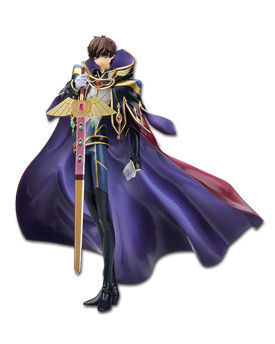 Code Geass: Lelouch of the Rebellion R2 - Kururugi Suzaku (Knight of Zero)