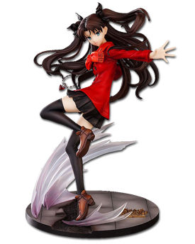 Fate/stay night: Unlimited Blade Works - Rin Tohsaka