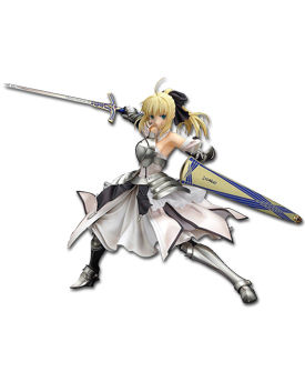 Fate/stay night - Saber Lily (Distant Avalon)