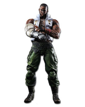Final Fantasy 7: Advent Children - Barret Wallace