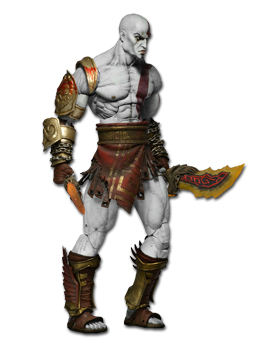 God of War 3 - Ultimate Kratos