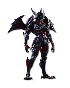 Monster Hunter 4 Ultimate - Hunter (Diablos Armor)