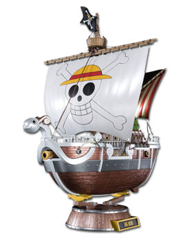 One Piece - Going Merry (20th Anniversary Metallic Color )