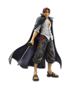 One Piece - Red-Haired Shanks