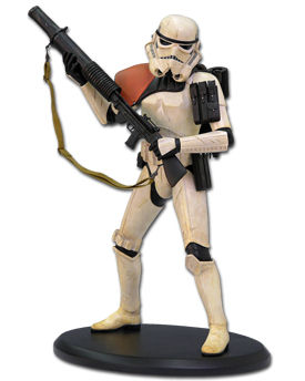 Star Wars - Sandtrooper (Elite Collection)