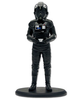 Star Wars Episode 4: A New Hope - Tie Fighter Pilot (Elite Collection)