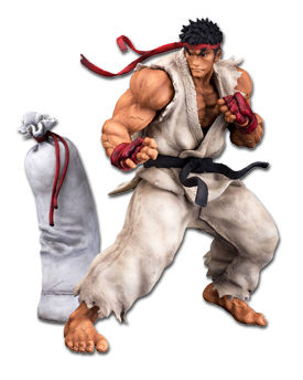 Street Fighter 3: 3rd Strike - Ryu (Milestone Limited Edition)