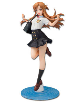 Sword Art Online: Ordinal Scale - Asuna Yuuki (Summer Uniform)