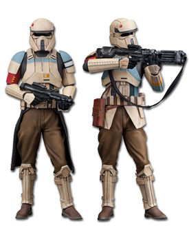Star Wars: Rogue One - Shoretrooper (Two Pack Squad Leader & Captain)