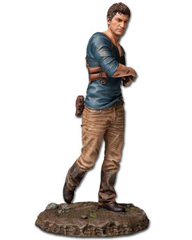 Uncharted 4: A Thief's End - Nathan Drake (Gentle Giant)