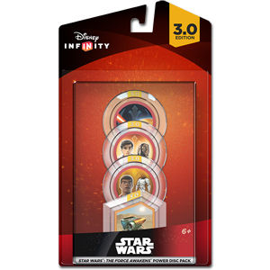 Disney Infinity 3.0 Power Disc Pack: Star Wars - The Force Awakens