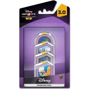 Disney Infinity 3.0 Power Disc Pack: A World Beyond - Tomorrowland