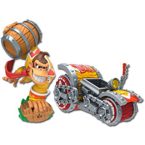 Skylanders SuperChargers Combo Pack: Turbo Charge Donkey Kong & Barrel Blaster