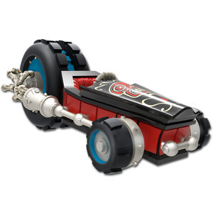 Skylanders SuperChargers Vehicle: Crypt Crusher