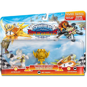Skylanders SuperChargers Sky Racing Pack