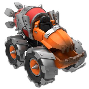 Skylanders SuperChargers Vehicle: Thump Truck