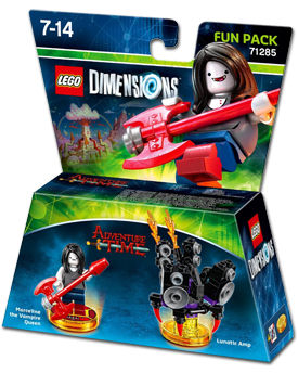 LEGO Dimensions Fun Pack: Adventure Time (71285)